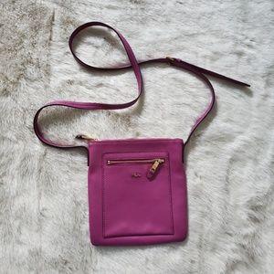 Lauren Ralph Lauren Magenta small Crossbody bag